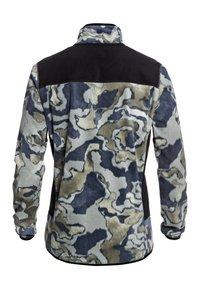 Quiksilver - Fleece jacket - black - 1