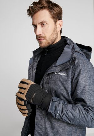 HILL GORE GLOVE - Gloves - otter