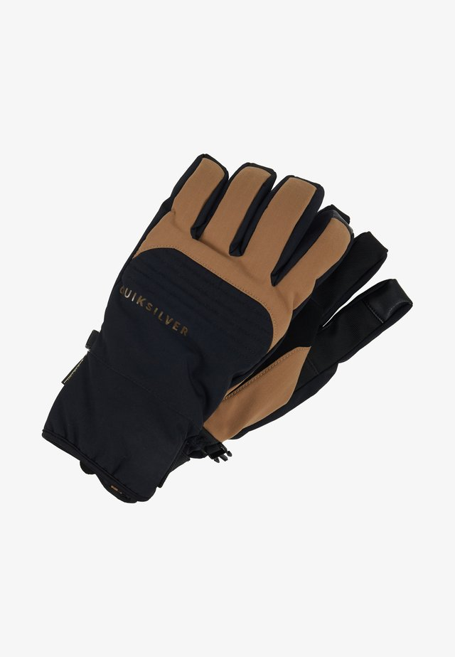 HILL GORE GLOVE - Sormikkaat - otter