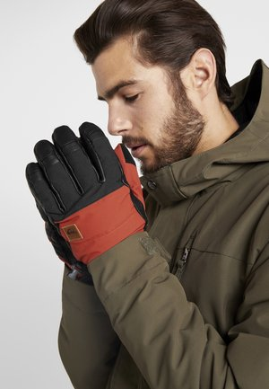 SQUAD GLOVE - Guantes - barn red