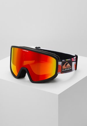 BROWDY ANNIVERS  - Ski goggles - black warpaint