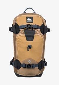 Quiksilver - TRAVIS RICE PLATINUM - Hiking rucksack - otter - 0