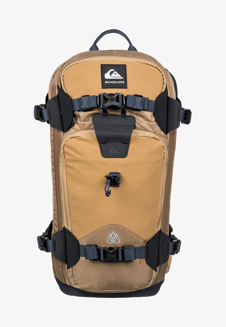 Quiksilver - TRAVIS RICE PLATINUM - Hiking rucksack - otter