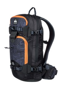 Quiksilver - TRAVIS RICE PLATINUM - Hiking rucksack - black - 2