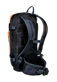 Quiksilver - TRAVIS RICE PLATINUM - Hiking rucksack - black - 1
