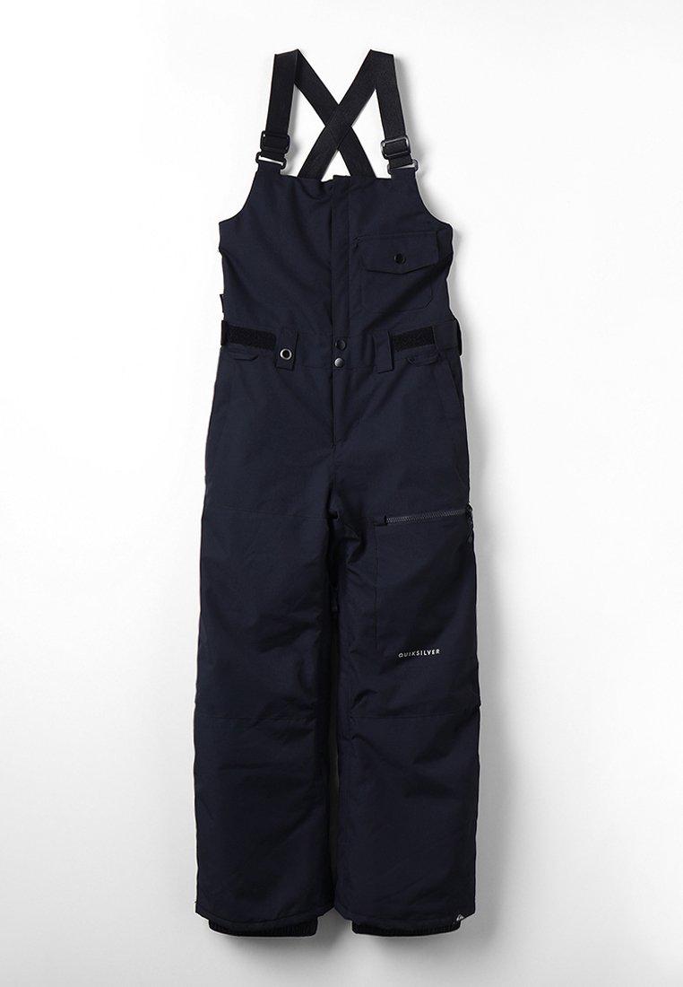 Quiksilver - STRA - Snow pants - black