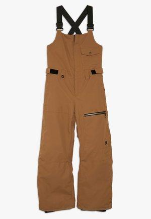 UTILI YOUTH - Zimní kalhoty - otter