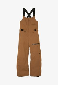 Quiksilver - UTILI YOUTH - Snow pants - otter - 4