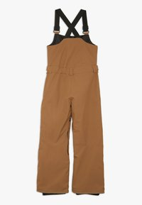 Quiksilver - UTILI YOUTH - Snow pants - otter - 1