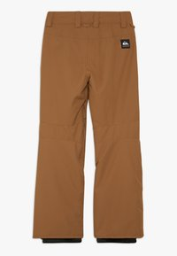 Quiksilver - ESTATE YOUTH - Snow pants - otter - 1
