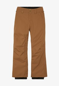 Quiksilver - ESTATE YOUTH - Snow pants - otter - 4