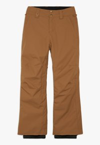 Quiksilver - ESTATE YOUTH - Snow pants - otter - 0