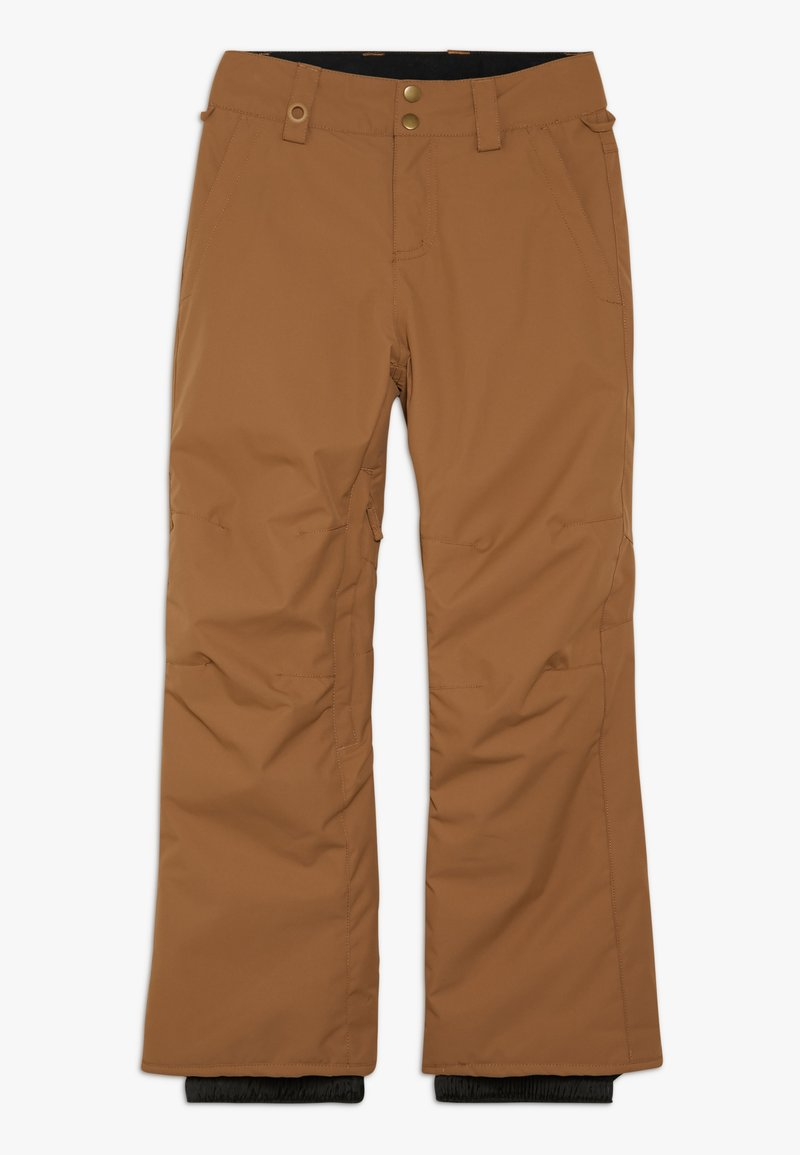 Quiksilver - ESTATE YOUTH - Snow pants - otter