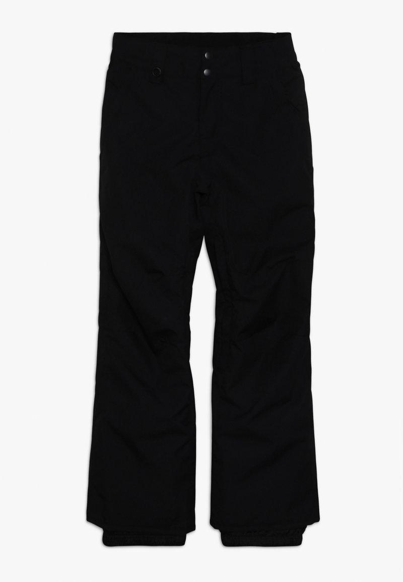 Quiksilver - ESTATE YOUTH - Pantalón de nieve - black