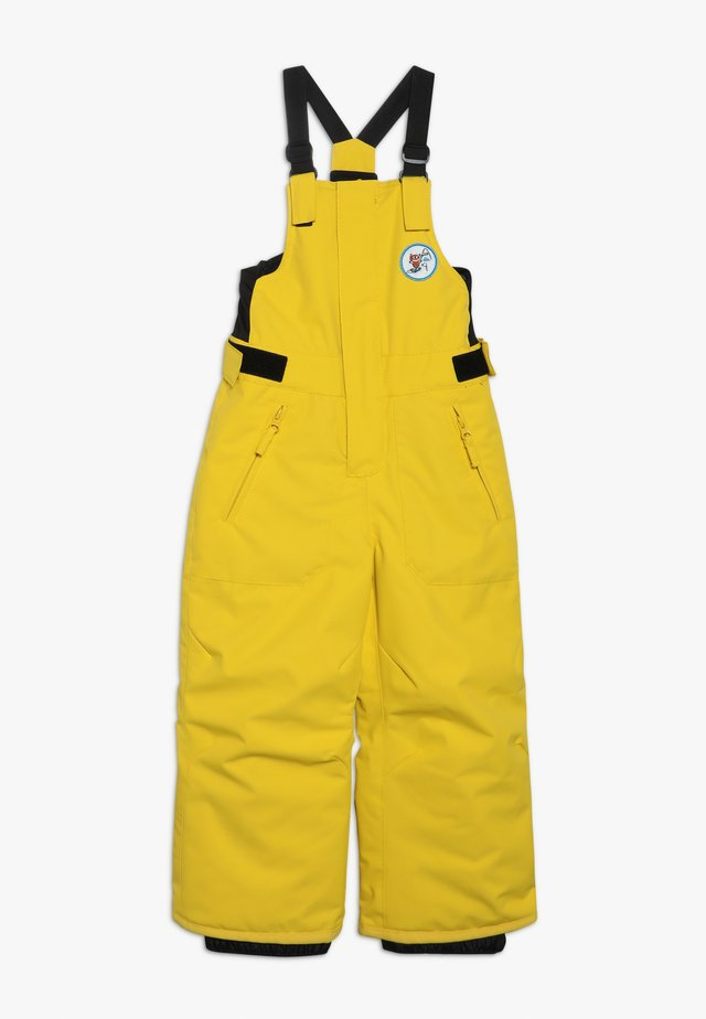BOOGIE - Pantaloni da neve - sulphur