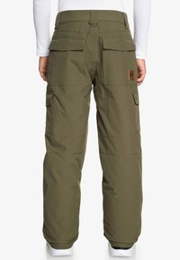Quiksilver - PORTER EQBTP - Snow pants - grape leaf - 1
