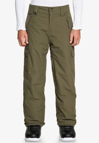 Quiksilver - PORTER EQBTP - Snow pants - grape leaf - 0
