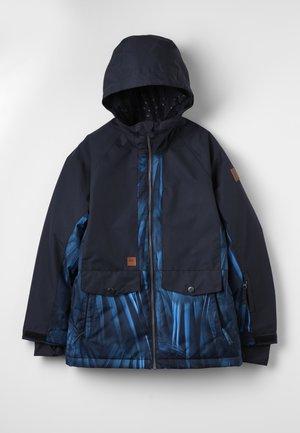 AMB YOUTH - Snowboardová bunda - daphne blue/stellar