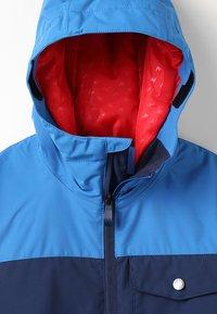 Quiksilver - MISS SOL - Snowboardová bunda - dress blues - 6