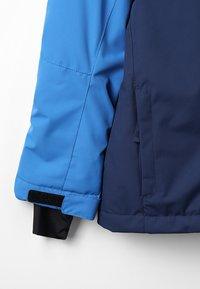 Quiksilver - MISS SOL - Snowboardová bunda - dress blues - 3