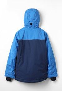 Quiksilver - MISS SOL - Snowboardová bunda - dress blues - 1