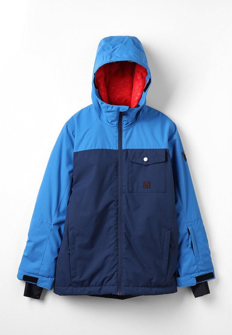 Quiksilver - MISS SOL - Snowboardová bunda - dress blues