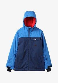 Quiksilver - MISS SOL - Snowboardová bunda - dress blues - 5