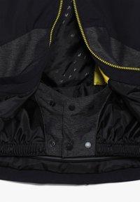 Quiksilver - SIERRA YOUTH - Snowboardová bunda - black - 3