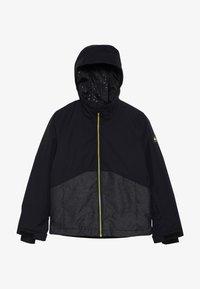 Quiksilver - SIERRA YOUTH - Snowboardová bunda - black - 5