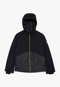 Quiksilver - SIERRA YOUTH - Snowboardová bunda - black - 0