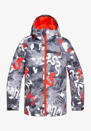 MIS PRIN YOU  - Snowboard jacket - poinciana