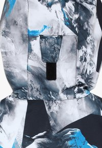 Quiksilver - MIS PRIN YOU  - Snowboard jacket - blue/white/mottled grey - 4