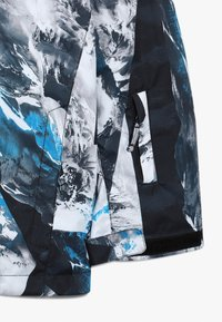 Quiksilver - MIS PRIN YOU  - Snowboard jacket - blue/white/mottled grey - 2