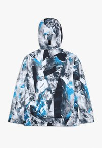 Quiksilver - MIS PRIN YOU  - Snowboard jacket - blue/white/mottled grey - 1