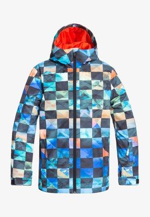 MIS PRIN YOU  - Veste de snowboard - turquoise