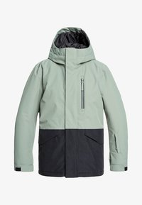 Quiksilver - MISSION - Snowboard jacket - agave green - 0