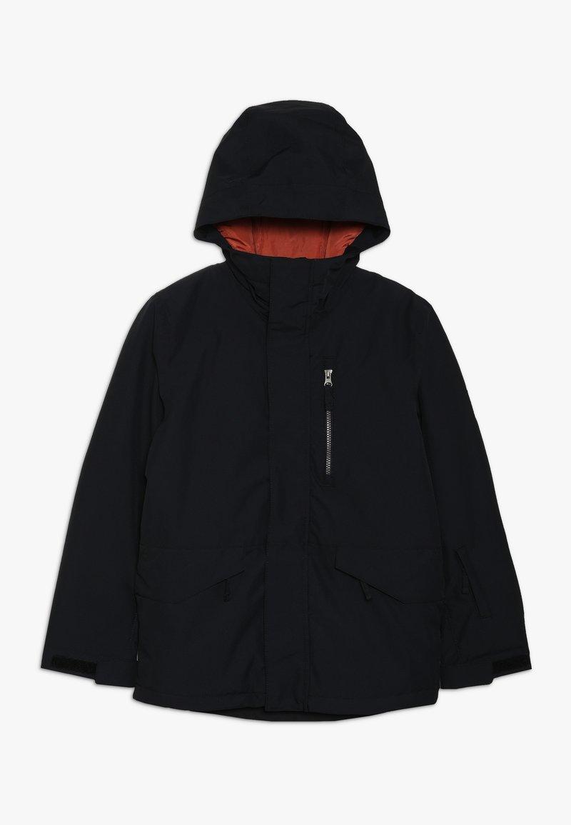 Quiksilver - MISSION - Snowboardová bunda - black