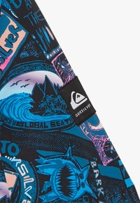 Quiksilver - MISS BLOC - Snowboardjacka - black bark to the moon - 4