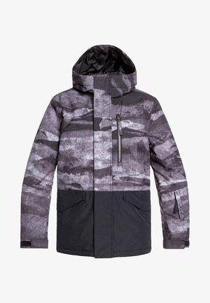 MISS BLOC - Snowboard jacket - black