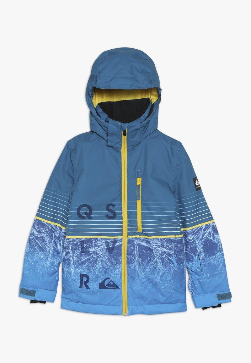 Quiksilver - Snowboardová bunda - lyon blue