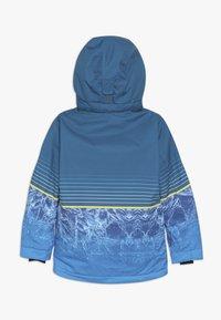 Quiksilver - Snowboardová bunda - lyon blue - 1