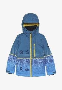 Quiksilver - Snowboardová bunda - lyon blue - 4