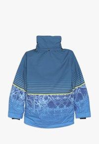 Quiksilver - Snowboardová bunda - lyon blue - 2
