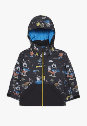 LITTLE MISS - Giacca da snowboard - black