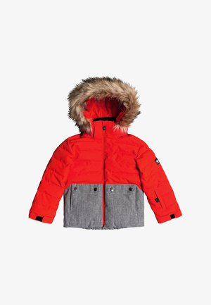 EDGY KIDS  - Snowboard jacket - poinciana