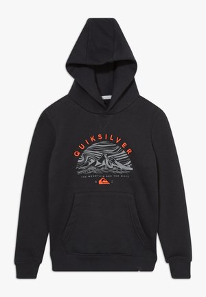 SNOW YOUTH HOOD - Huppari - black