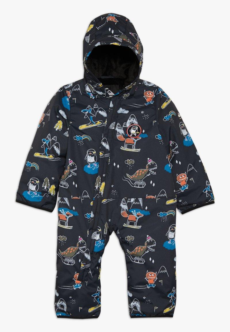Quiksilver - BABY SUIT I SNSU KVM6 - Snowsuit - black