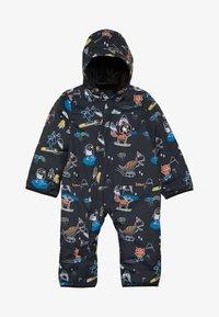 Quiksilver - BABY SUIT I SNSU KVM6 - Snowsuit - black - 2
