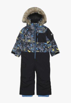 ROOKIE KIDS - Snowsuit - sulphur