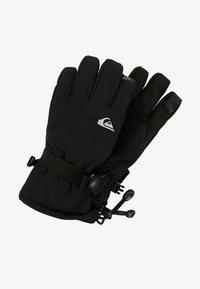 Quiksilver - MISSION YOU  - Rukavice - black - 1